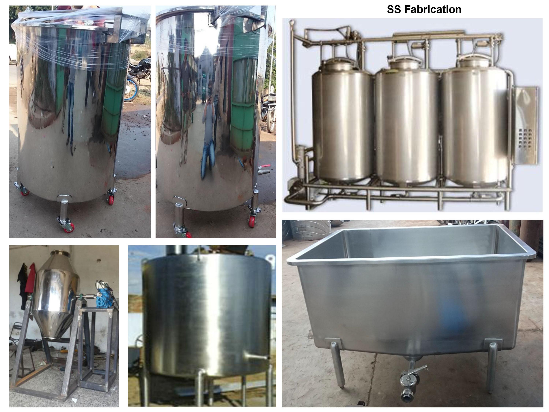 Sheet metal fabrication in India