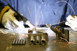 Sheet metal fabrication in India