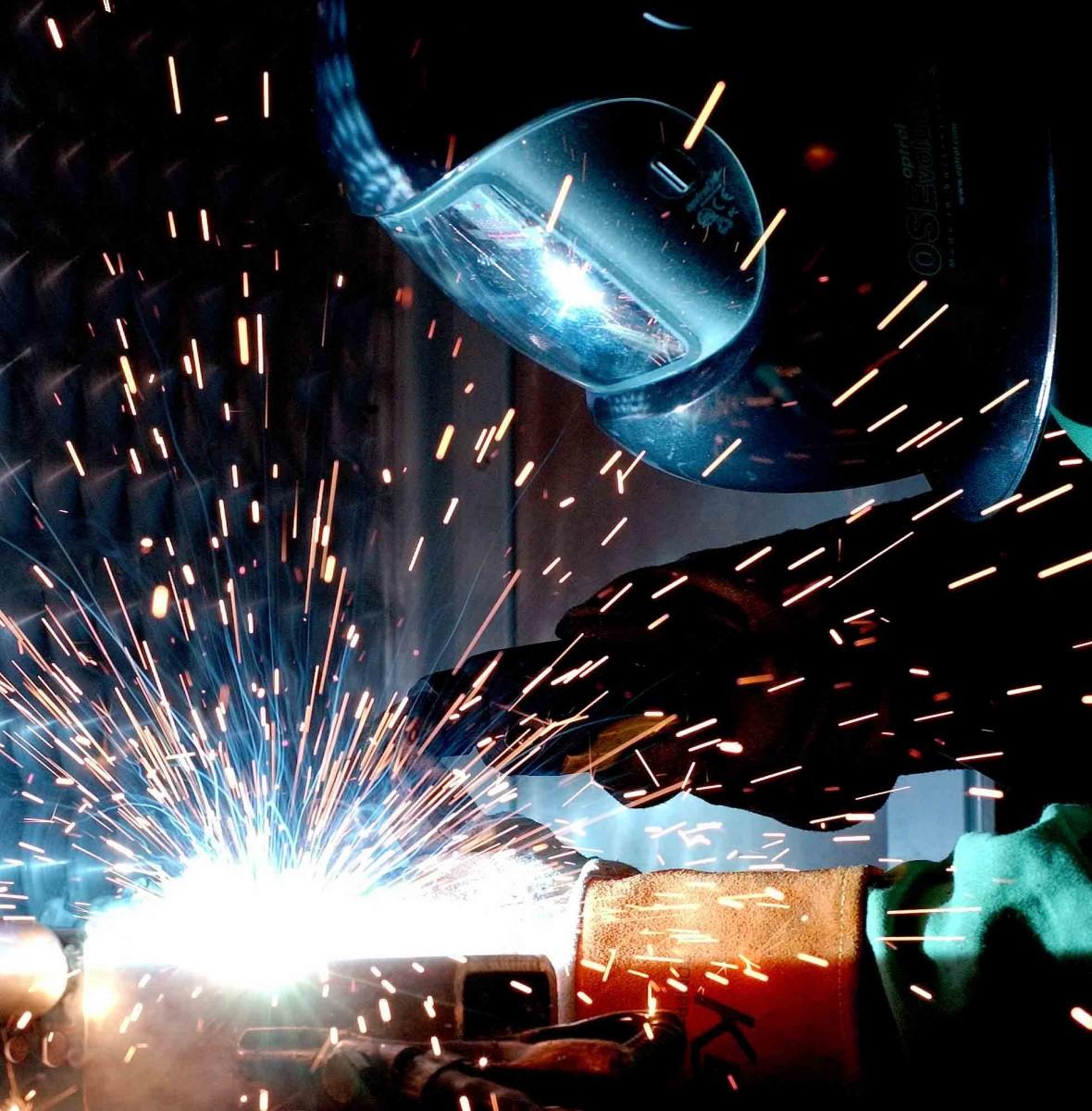 Welding in India