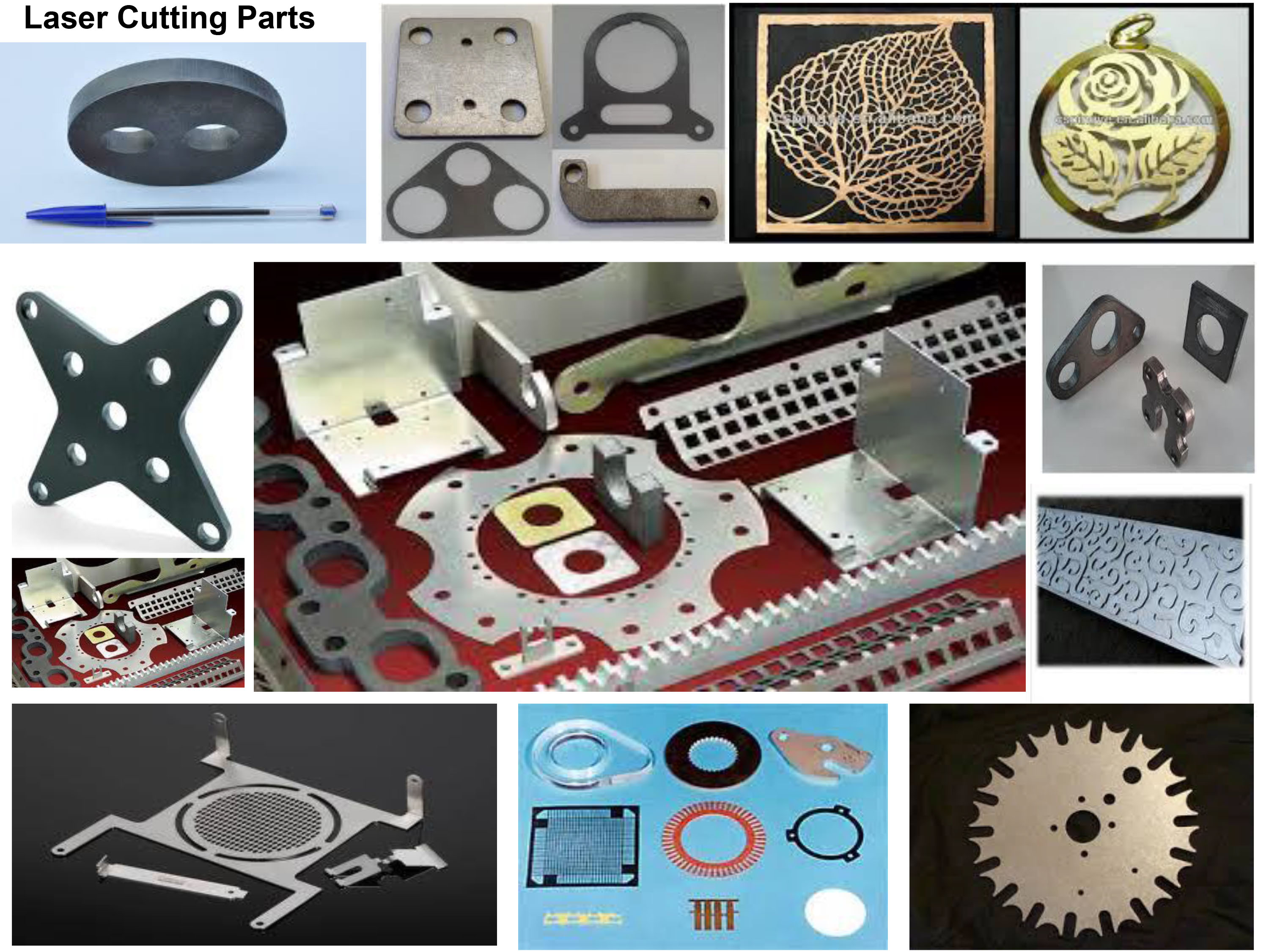Sheet Metal Laser Cutting in India